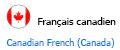 canadaian french