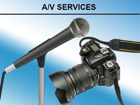 A/V SERVICES