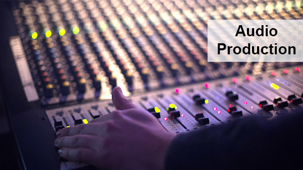 audio-producation